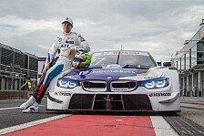 DTM-Aussteiger Jonathan Aberdein in European Le Mans Series
