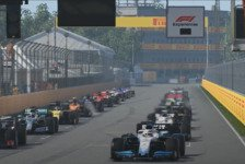 Formel 1, virtueller Grand Prix: Russell-Show in Kanada