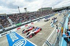 Formel E: Berlin bildet Saisonfinale 2020 mit sechs Rennen!