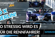 Formel E - Video: Formel-E-Finale Berlin: BMW-Titelanwärter Max Günther exklusiv