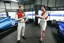 Formel E: Rast muss mit Abt-Startnummer fahren und andersherum
