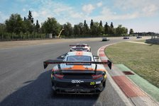 eSports - Video: Assetto Corsa Competizione: PS4 PRO Gameplay in 1080p