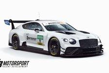 Bentley kehrt in das ADAC GT Masters zurück
