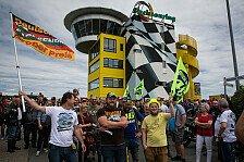 MotoGP: Fans versammeln sich am Sachsenring-Termin