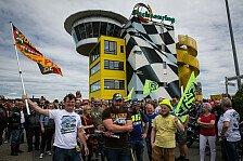 MotoGP - Deutschland-GP: Positives Signal für Kalender-Verbleib