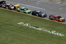 NASCAR Talladega 2020: Foto der Schlinge und weitere Details