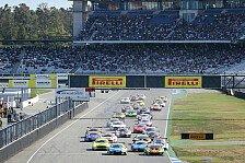 ADAC GT Masters mit acht Marken und 33 Supersportwagen