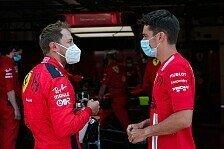 Formel 1, Vettel nach Ferrari-Exit: Winke Leclerc nicht durch