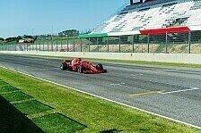 Formel 1 - Video: Formel-1-Testfahrten: Ferrari und Red Bull stimmen sich ein