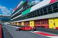 Formel 1 - Video: Formel-1-Video: Sebastian Vettel & Charles Leclerc in Mugello