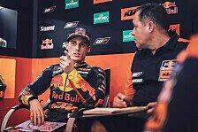 MotoGP: Pol Espargaro Schnellster bei Privat-Test in Misano