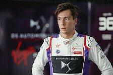 Formel E: Lynn wird Wehrlein-Ersatz bei Mahindra