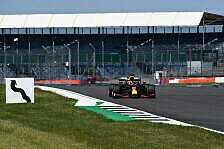 Formel 1, Red Bull: Albon fühlt sich nach Silverstone-Test fit