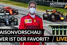 Formel 1 - Video: Formel 1 Saisonvorschau: Kann Vettel in Spielberg gewinnen?