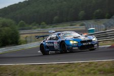 NLS Rennen 1: Walkenhorst-BMW gewinnt bei Motorsport-Rückkehr