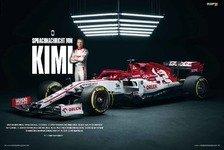 Kimi Räikkönen exklusiv über Zukunft: Formel 1 nicht Nummer 1