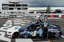 NASCAR 2020 Pocono I: Harvick gewinnt den 1. Doubleheader