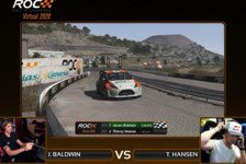 Virtual Race of Champions: Timmy Hansen und All-Stars siegen