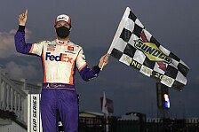 NASCAR 2020: Fotos Rennen 15 - Pocono Raceway Doubleheader II