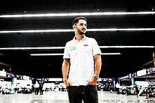 Formel E - Video: Daniel Abt: Das sagt er zum Formel-E-Comeback mit NIO in Berlin