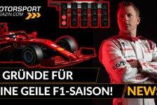 Formel 1 - Video: 7 Gründe für eine geile Formel 1 Saison 2020