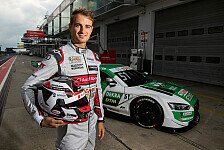 Nico Müller 2021 in der DTM: Wechsel von Abt zu Rosberg