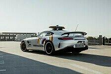 Formel 1 2020: Safety Car mit neuem Design