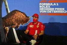 Formel 1, Vettel spricht Klartext: Von Ferrari rausgeworfen