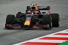 Formel 1 Österreich: Albon zufrieden trotz Upgrade-Rückstand