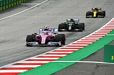 Formel 1: Racing Points Mercedes-Clone nimmt Ferrari ins Visier