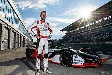 Formel E - Video: Formel E 2020: Rene Rast testet erstmals Audi für Berlin-Finale