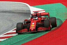 Formel 1, Vettel senkt Ferrari-Ziele: Maximal Best of the Rest
