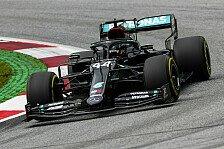 Formel 1 Österreich, 2.Training: Hamilton erneut unantastbar