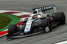 Formel 1, Russell will keine Abstauber: Haben andere Ansprüche
