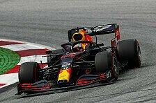 Formel 1, Verstappen ohne Mercedes-Angst: Frontflügel gebrochen