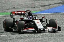 Formel 1, Haas: Keine Chance gegen Racing Point