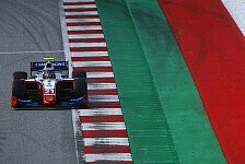 Formel 2 Spielberg: Regen-Pause, Shwartzman-Sieg, Mick 4.