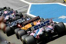 Formel 1 bestätigt: Alle 10 Teams haben bis 2025 unterschrieben
