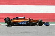 Formel 1, Qualifying schockt Norris: McLaren vor Ferrari & RP