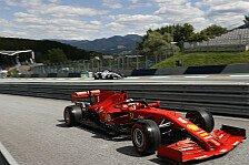 Formel 1: Ferrari findet Fehler an Sebastian Vettels Auto
