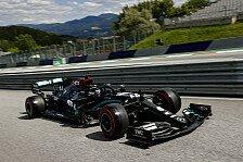 Formel 1 Ticker-Nachlese Spielberg: Hamilton entgeht Strafe