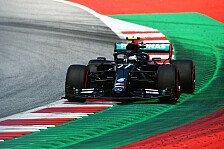 Formel 1 Österreich-Qualifying: Bottas auf Pole, Vettel K.o.