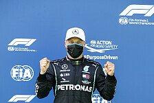 Formel 1: Valtteri Bottas bleibt bis 2021 bei Mercedes