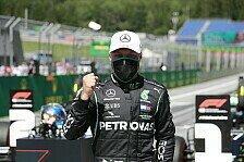 Formel 1, Bottas sticht Hamilton aus: Persönliche Höchstform