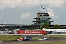 IndyCar Indianapolis 2020: Dixon im Glück, Power im Pech