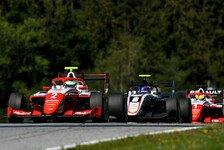 Formel 3 Qualifying Steiermark: Frederik Vesti auf Pole