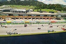 Formel 1 Spielberg: Hamilton-Strafe nach Red-Bull-Protest