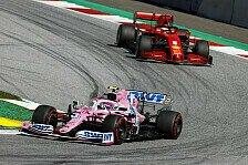 Formel 1, Aston Martin: Darf Vettel gegen Stroll gewinnen?