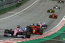 Formel 1: Ferrari & Co. planen Einspruch vs Racing-Point-Strafe