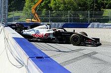 Formel 1, Haas hat wieder Bremsen-Ärger: Beim Setup verzockt